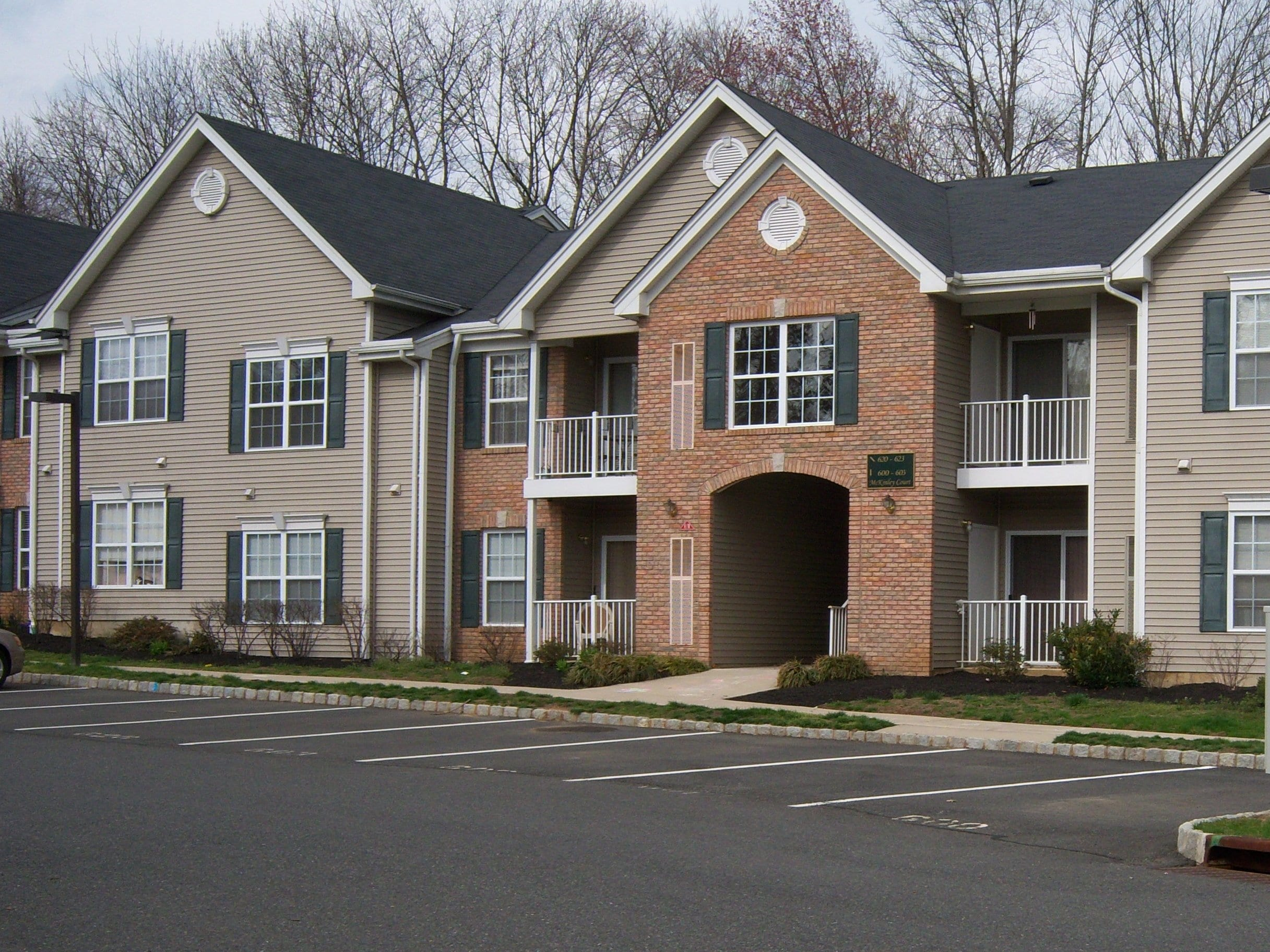 Mckinley Court, 55+ Affordable Rentals, Montgomery